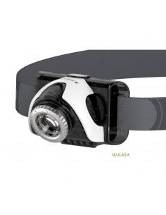 Frontal Led Lenser SEO 5 negra
