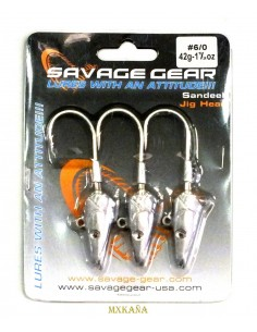 Savage gear Jig Head