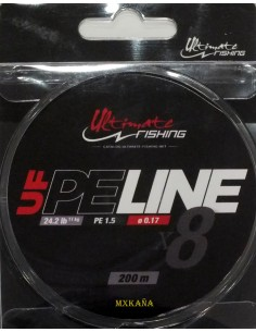 Ultimate Fishing PE Line X8