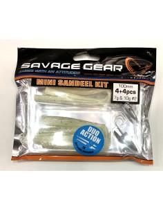 Savage gear Sandeel mini...