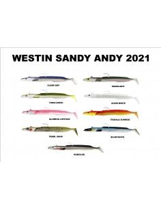 Westin Sandy Andy 13cm 22g