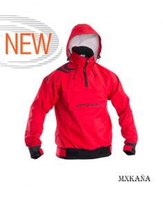 Typhoon Hooded Scirocco Smock