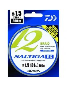 Daiwa Saltiga EX 12 Braid 300m